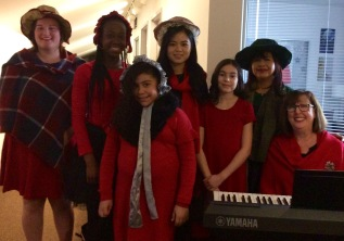 Carolers at the piano1